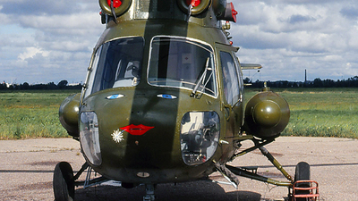 155 - PZL-Swidnik Mi-2 Hoplite - Latvia - Air Force