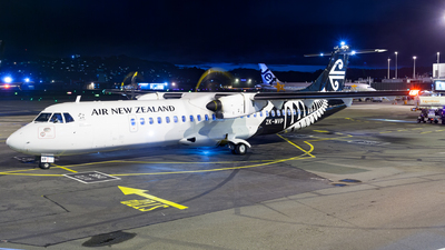 ZK-MVP - ATR 72-212A(600) - Air New Zealand Link (Mount Cook Airline)