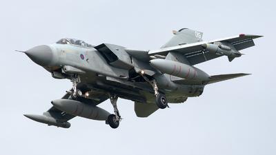 ZA447 - Panavia Tornado GR.4 - United Kingdom - Royal Air Force (RAF)