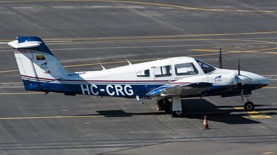 HC-CRG - Piper PA-44-180T Turbo Seminole - Escuela de Pilotos ESAV (Aviaciones AV)