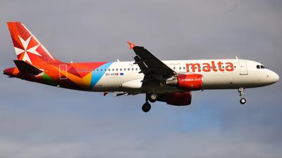 A picture of 9HAEN - Airbus A320214 - Air Malta - © João Machado