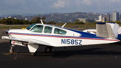 N1585Z - Beechcraft P35 Bonanza - Private