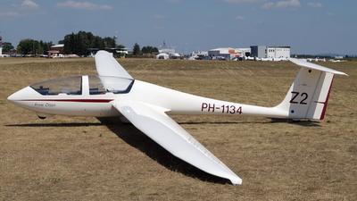 PH-1134 - Grob G103C Twin III Acro - Zweefvliegclub Eindhovense Studenten