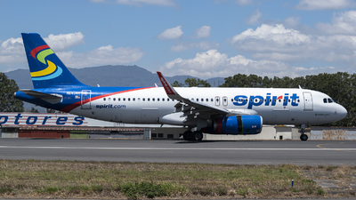 A picture of N640NK - Airbus A320232 - Spirit Airlines - © Juan Manuel Galvez