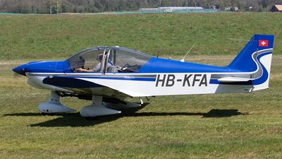 A picture of HBKFA - Robin HR200160 - [331] - © Alexandre Fazan