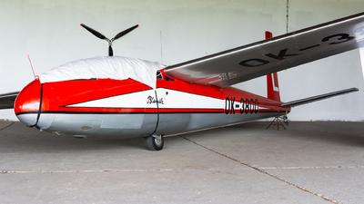 OK-3800 - Let L-13 Blanik - Aero Club - Plze?-Letkov