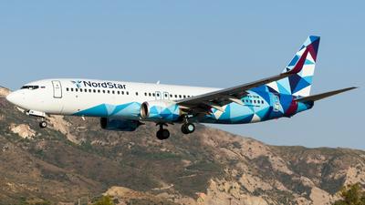 VQ-BVW - Boeing 737-8AS - Nordstar