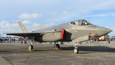 15-5143 - Lockheed Martin F-35A Lightning II - United States - US Air Force (USAF)