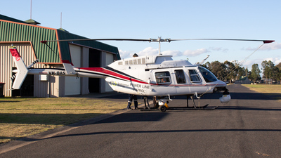 VH-OAS - Bell 206L-1 LongRanger - Private