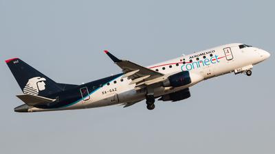 XA-GAZ - Embraer 170-100LR - Aeroméxico Connect