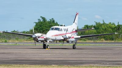 A picture of N115ME - Beech C90 King Air - [LJ1021] - © Tiago Quirino