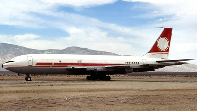 C-FWXL - Boeing 720-023B - Pratt & Whitney Canada