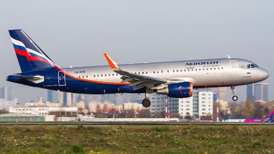 A picture of VQBTW - Airbus A320214 - Aeroflot - © Adam Szczepkowski