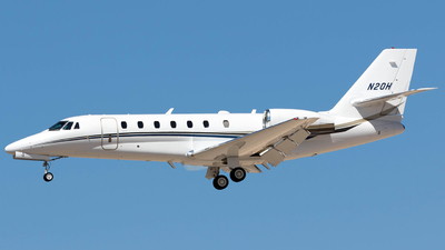 N20H - Cessna 680 Citation Sovereign - Private