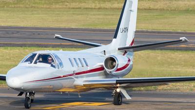LV-CFH - Cessna 501 Citation SP - Private