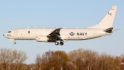 169553 - Boeing P-8A Poseidon - United States - US Navy (USN)