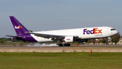 N145FE - Boeing 767-3S2F(ER) - FedEx