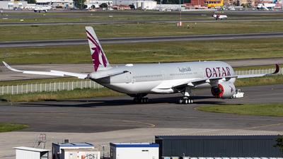 F-WZGC - Airbus A350-1041 - Qatar Airways