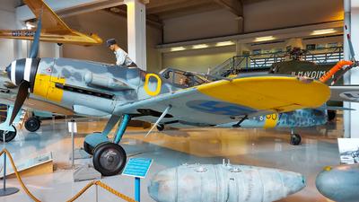 MT-507 - Messerschmitt Bf 109G-6 - Finland - Air Force