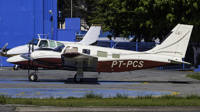 PT-PCS - Piper PA-34-220T Seneca V - Private