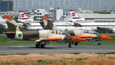 307 - Aero L-39ZA Albatros - Bangladesh - Air Force