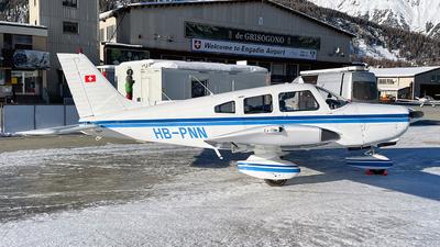 A picture of HBPNN - Piper PA28161 - [2816103] - © John Richard