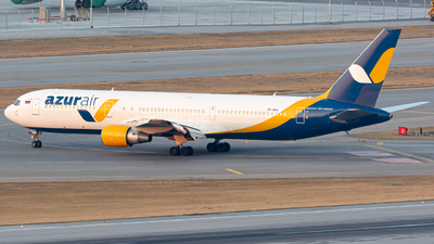 A picture of VPBRA - Boeing 76733A(ER) - Azur Air - © King Hin Lau