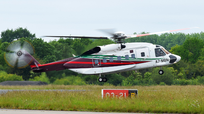A7-MBN - Sikorsky S-92 Helibus - Gulf Helicopters