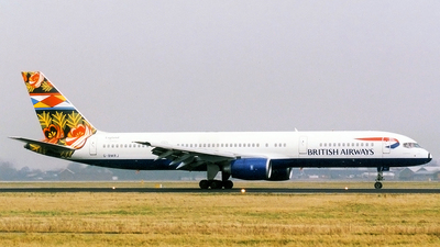 G-BMRJ - Boeing 757-236 - British Airways
