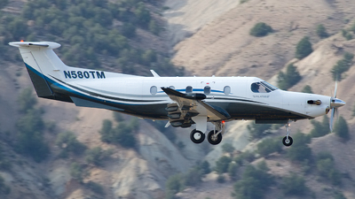 N580TM - Pilatus PC-12/47E - Private