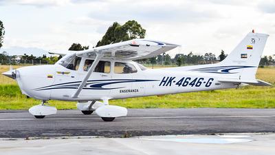 HK-4646-G - Cessna 172S Skyhawk SP - Aero Club - Colombia