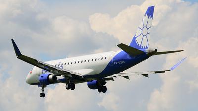 EW-512PO - Embraer 170-200LR - Belavia Belarusian Airlines