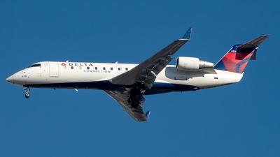 A picture of N8936A - Mitsubishi CRJ200LR - Delta Air Lines - © Yan777