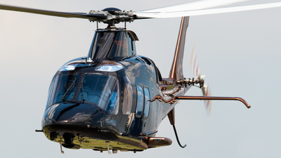 PP-VEN - Agusta-Westland AW-109SP - Private
