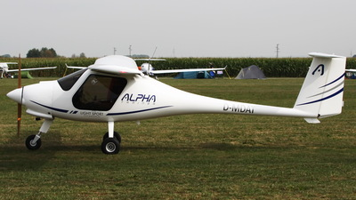 D-MDAT - Pipistrel Alpha Trainer - Private