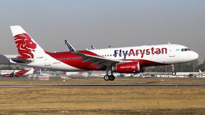 EI-KBD - Airbus A320-232 - Fly Arystan