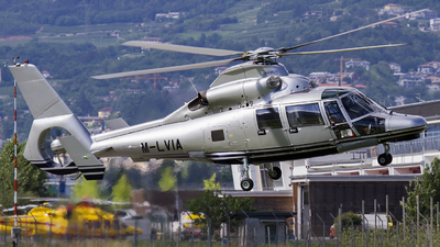 M-LVIA - Eurocopter AS 365N3 Dauphin - Private