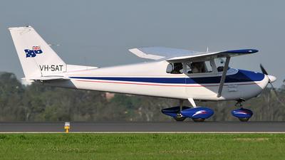 A picture of VHSAT - Cessna 172A Skyhawk - [47308] - © George Canciani