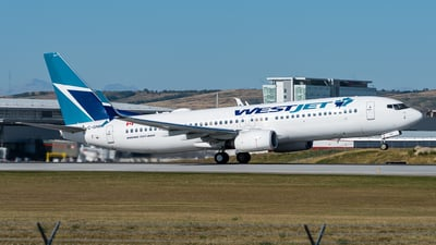 C-GNDG - Boeing 737-8CT - WestJet Airlines