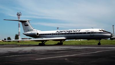 RA-65008 - Tupolev Tu-134A-3 - Aeroflot