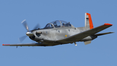 E-307 - Raytheon T-6C Texan II - Argentina - Air Force