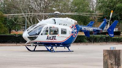 N766ME - MBB BK117C-2 - San Antonio Air Life