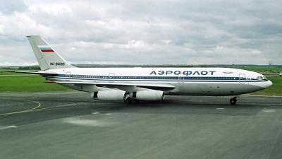 RA-86095 - Ilyushin IL-86 - Aeroflot
