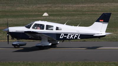 D-EKFL - Piper PA-28-181 Archer II - Private