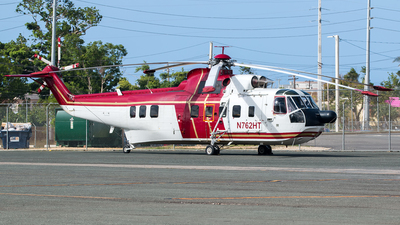 N762HT - Sikorsky S-61N - Helicopter Transport Services