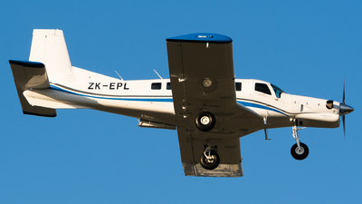 ZK-EPL - Pacific Aerospace 750XL - Private