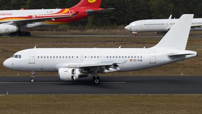 EC-KUB - Airbus A319-111 - Untitled