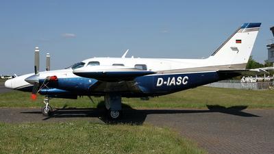 A picture of DIASC - Piper PA31T Cheyenne 2 - [31T8104067] - © Daniel Schwinn