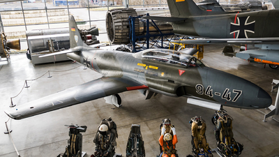 94-47 - Lockheed AT-33 Shooting Star - Germany - Air Force