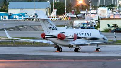 N800LQ - Raytheon Hawker 800XP2 - Private
